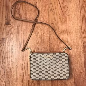 Michael Kors Monogram Crossbody